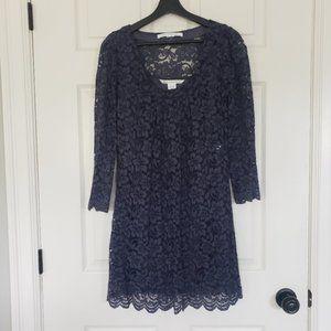 DVF Diane Von Furstenberg Hasina lace dress